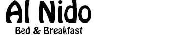 Al Nido Bed & Breakfast Logo