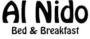 Al Nido Bed & Breakfast Logo
